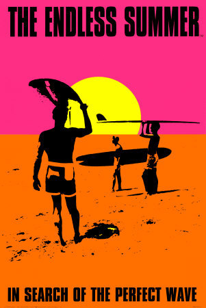 movie poster of Endless Summer 1965